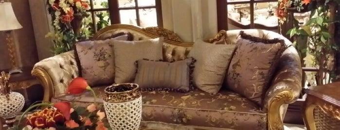 شركة المطلق للمفروشات is one of Furniture Jeddah.