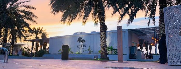 Cove Restaurant at West Bay Abu Dhabi is one of AbuDhabi.Food.2.