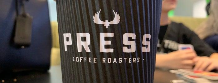 Press Coffee - Biltmore Center is one of Phoenix/Scottsdale.