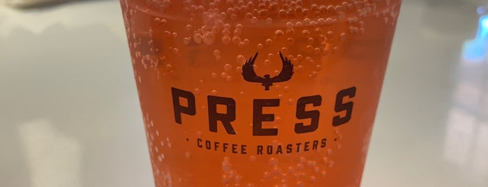 Press Coffee - Scottsdale Waterfront is one of สถานที่ที่ María ถูกใจ.