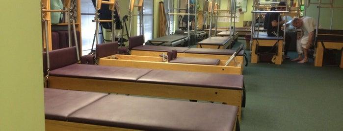 Pilates Center of Austin is one of Tempat yang Disukai Laura.