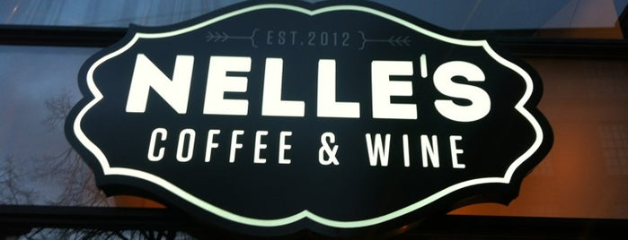 Nelle's Coffee & Wine is one of Odense To-Do!.