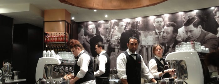 Brunetti is one of friends & places.