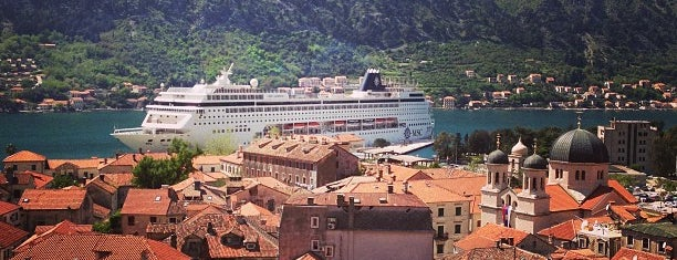 Stari Grad Kotor | Old Town Kotor is one of Locais curtidos por Irina.