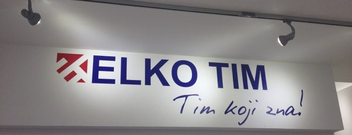 Elko Tim - Elektro materijal i rasvjeta is one of Customer Service is Priority Here.