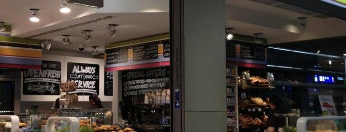 Food At Frankfurt Airport