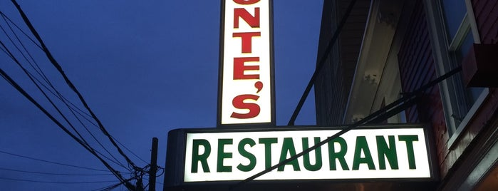 Bamonte's is one of The Locals Only Guide to Eating & Drinking in NYC.