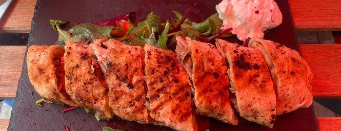 Maramia is one of CuisinesOfLondon.