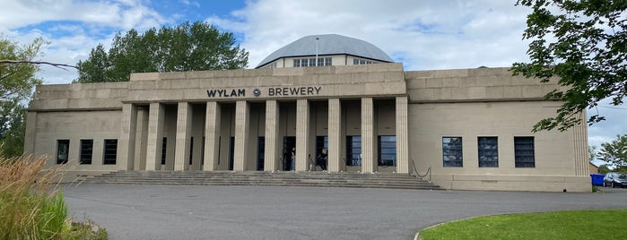 Wylam Brewery is one of Vanessa's Liked Places.