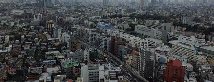 キャロットタワー is one of 撮り鉄スポット.