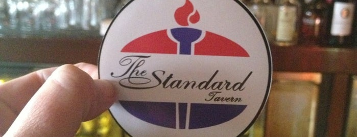 The Standard Tavern is one of 2015 Milwaukee Bars.