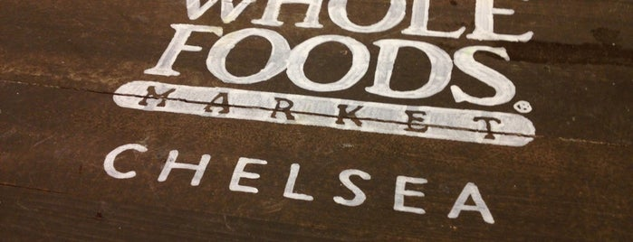 Whole Foods Market is one of New York, my dear New York.