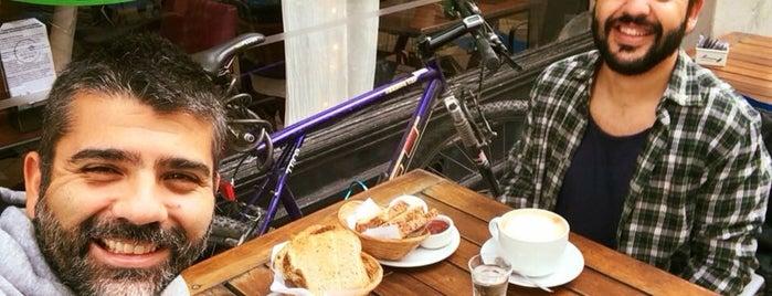 Origen Café is one of Pablo 님이 좋아한 장소.