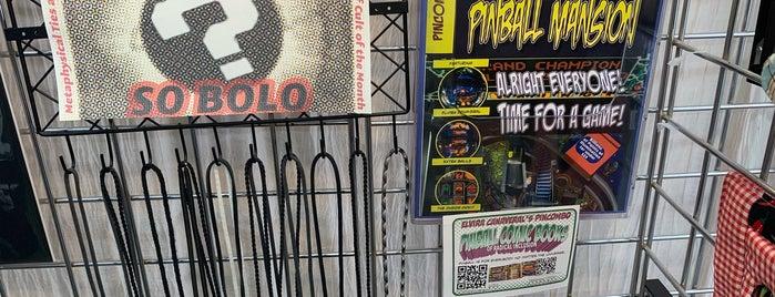 The Art Shoppe is one of Posti che sono piaciuti a Elvira Canaveral PINCOMBO.COM.