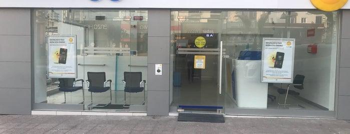 EnerjiSA Mezitli Müşteri Hizmetleri Merkezi is one of Gamze 님이 좋아한 장소.