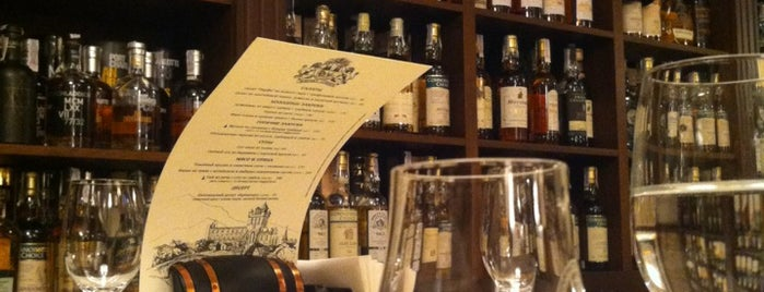 Whisky Corner is one of Kyiv.