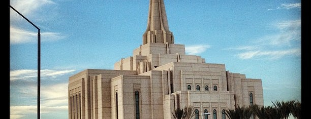 Gilbert Arizona Temple is one of B & A's Most Non-BoGus PHX Adventure!.