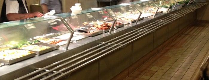 K&W Cafeteria is one of Orte, die West gefallen.