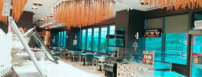 Dilek Pasta Cafe & Restaurant Halkalı Kanuni is one of Lieux qui ont plu à My.