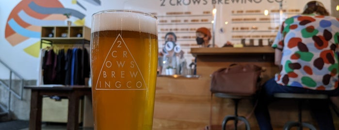 2 Crows Brewing is one of Daniel's Saved Places.