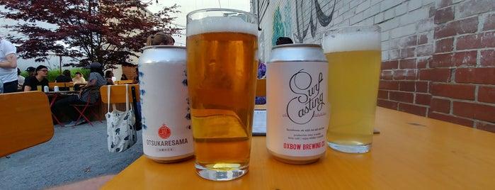 Stillwell Beergarden & Dairy Bar is one of Halifax, Nova Scotia.