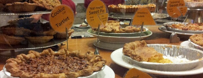 Mission Pie is one of San Fran.