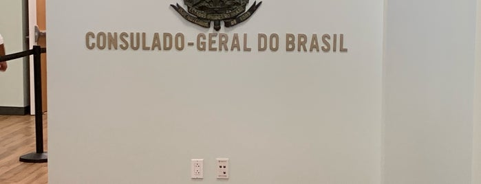 Consulate General of Brazil in New York is one of NY.