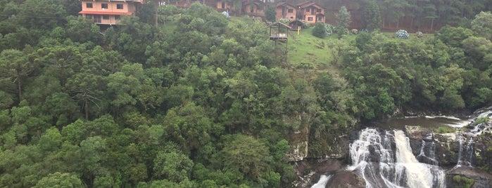 Parque da Cachoeira is one of Serras Gaúchas.