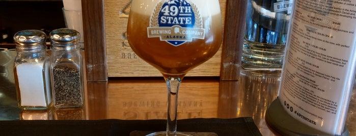 49th State Brewing is one of Lieux sauvegardés par Brent.