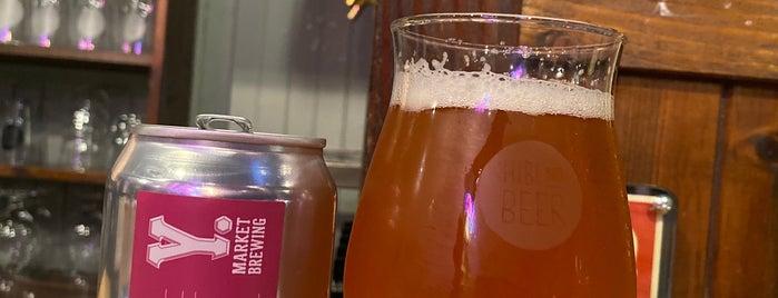 ヒビノビア スタンド is one of Craft Beer Osaka.
