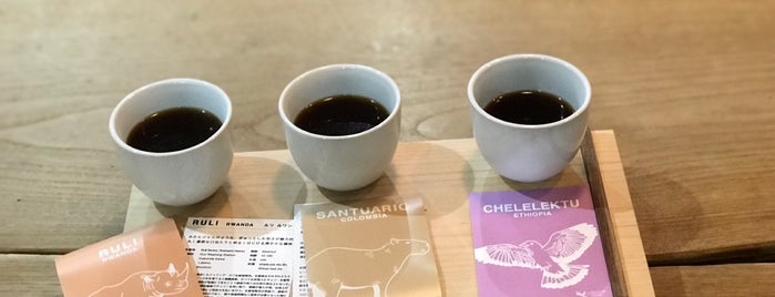 LIGHT UP COFFEE KYOTO is one of To drink Japan.