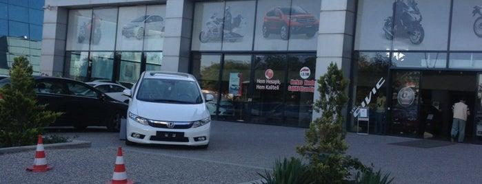 Honda Bora is one of Yunusさんのお気に入りスポット.