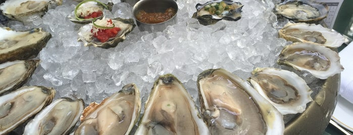 Leo's Oyster Bar is one of To Try.