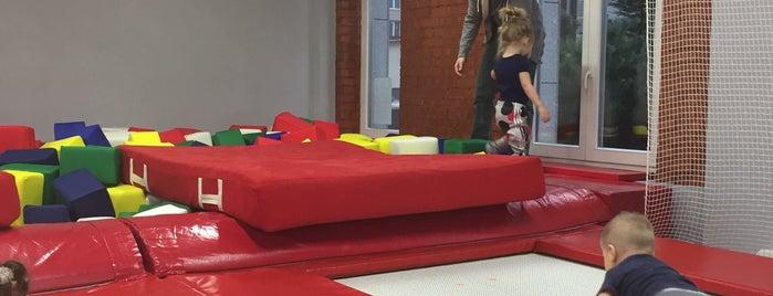 Детский гимнастический центр «BabyGym» is one of Sophia.