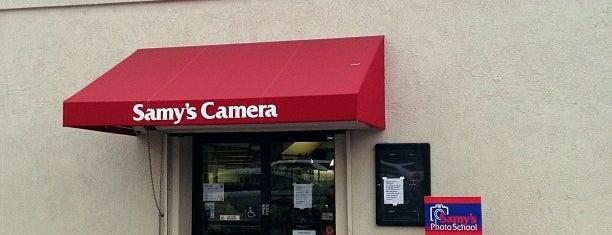 Samy's Camera is one of Locais curtidos por Shelya.