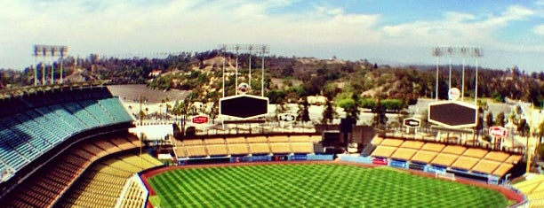 Dodger Stadium is one of Going Back To Cali...Again.