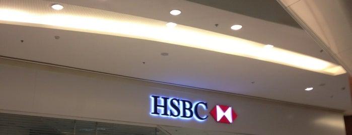 HSBC is one of Locais curtidos por Mailson.