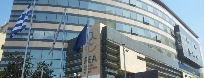 ΡΕΑ Μαιευτική Γυναικολογική Κλινική is one of Greece 2.