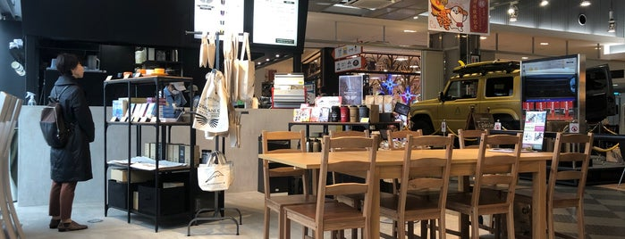 KUSHITANI CAFE NEOPASA清水 is one of 西院さんのお気に入りスポット.