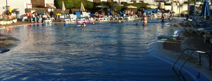 TUI Blue Flamingo Beach Resort is one of Posti che sono piaciuti a Christof 👨👩👧.