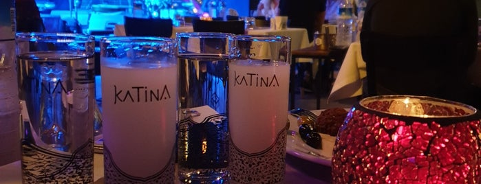 Katina Meyhane is one of İzmir.