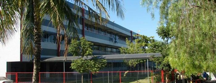 Colégio Castro Alves is one of Locais curtidos por Alexandre.