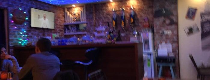 Cafe MOON is one of Orte, die Ayse gefallen.