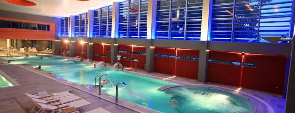 Loutraki Thermal Spa is one of Terme, Therme, Термы.