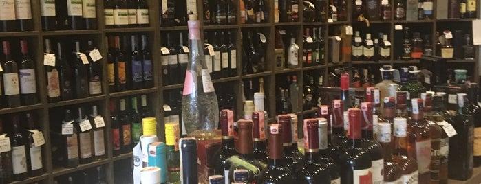 Dubonnet Sarap Butiği is one of En İyi Tasarımlı Şarap Ve İçki Mağazaları.
