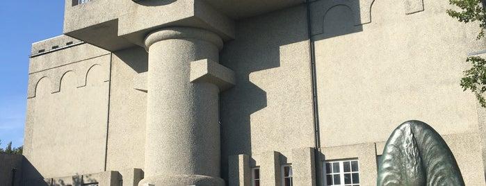 The Einar Jónsson Sculpture Garden is one of Hinata : понравившиеся места.