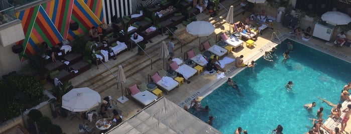 McCarren Hotel & Pool is one of USA: Hotels.