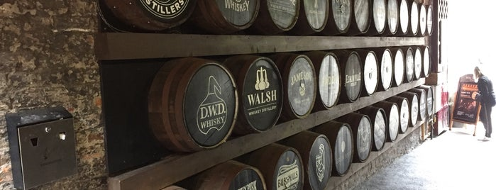 Irish Whiskey Museum is one of Great Alcohol Making Museums.