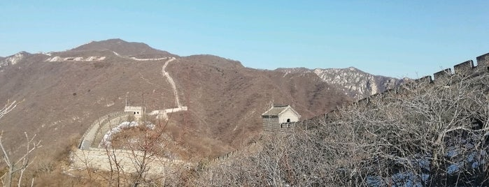 Mutianyu Great Wall Tower 14 is one of Asimさんのお気に入りスポット.