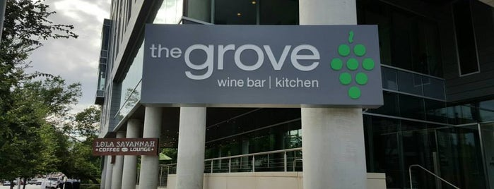The Grove Wine Bar & Kitchen - Downtown is one of Austin X 2.